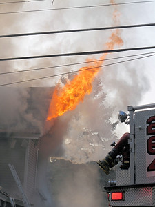 Shaler Township residential structure fire Charles Street