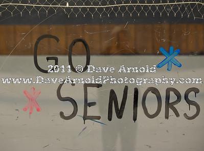 2/16/2011 - Girls Varsity Hockey - Milton vs Dedham