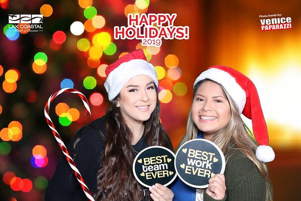 12.19.19 LAX Coastal Holiday Mixer