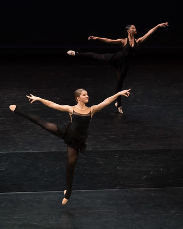 Ballet Demonstration - Saturday Evening Performance