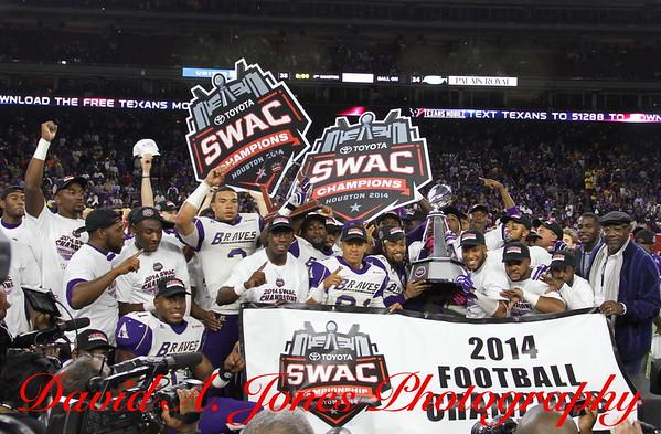 SWAC Football Championship Game 2014