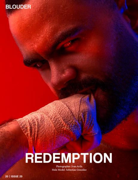 REDEMPTION / Sebastian for BLOUDER Magazine