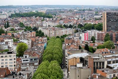 Rooftop - basilique de Koekelberg