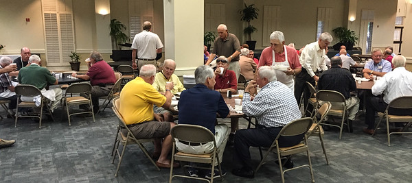 Men's Life Breakfast with Coach Randy Ragsdale
