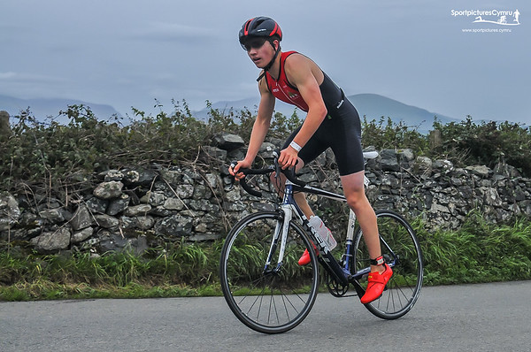Anglesey Sandman Triathlon - Bike at 5.5 Miles