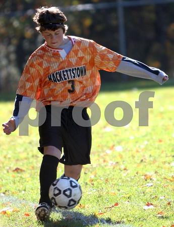 Lenape Valley vs Hackettstown-Freshman Soccer