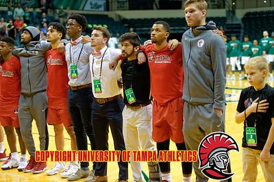 2018-19 Men's Basketball at South Florida