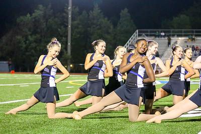 WP Dance Team - 9-11 Football 2015