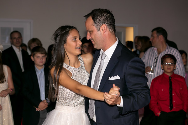 Hora, Motzi, Montage & Father/Daughter Dance