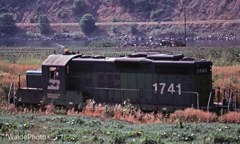 Spalding, Idaho 1979
