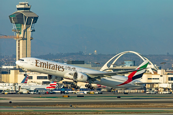 Los Angeles International Airport - 2020