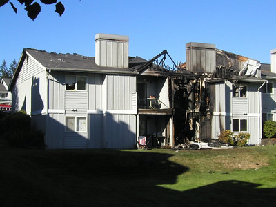2005: Apartment Complex Fire