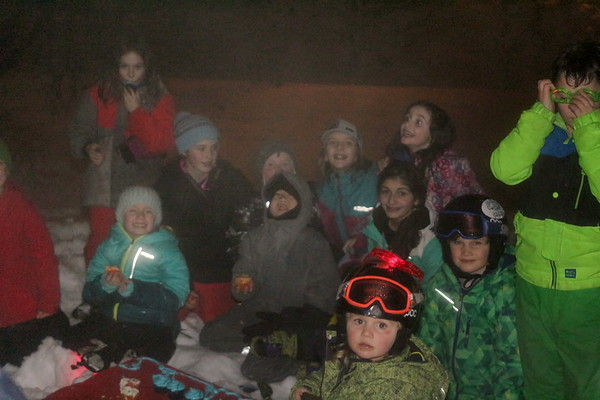 2018-01-12 Carver's Annual Sledding Gathering