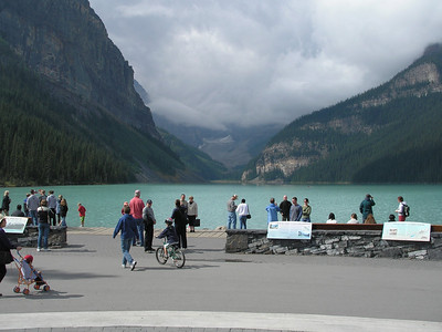 2006-08 20/23 - Seattle & Banff/Lake Louise