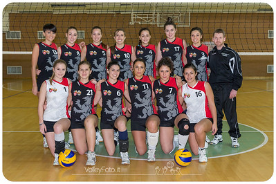 Grifo Volley Perugia - Serie D/F 2013-14
