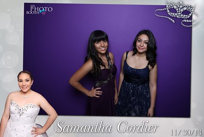 Samantha's XV | Nov. 30th 2013