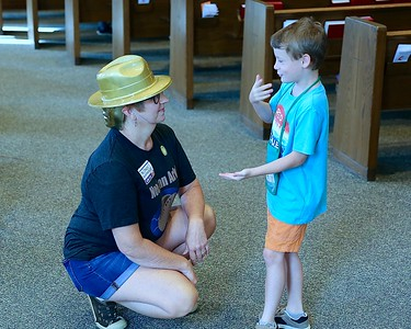 2018 VBS Helpers - Tuesday