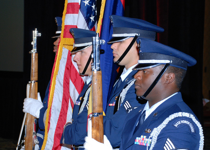 Luke AFB Honor Guard
