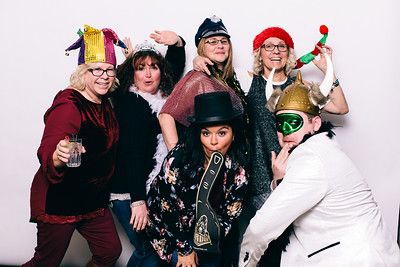 ACell holiday party photobooth