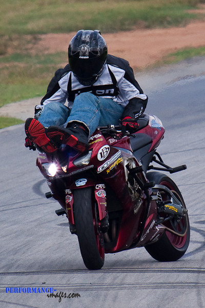 AMA Superbike at VIR 8-15-2009
