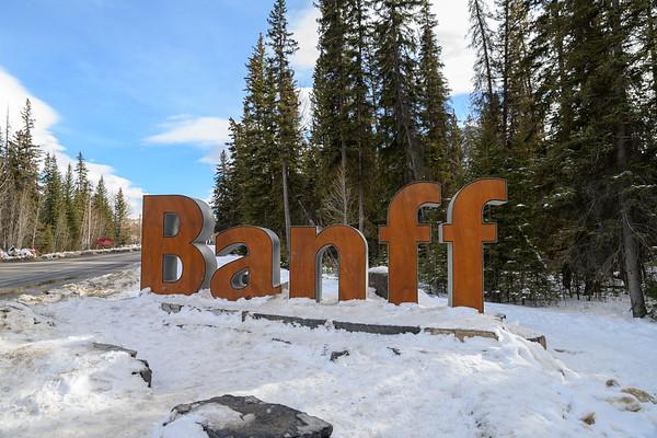 Banff, Canada 2019