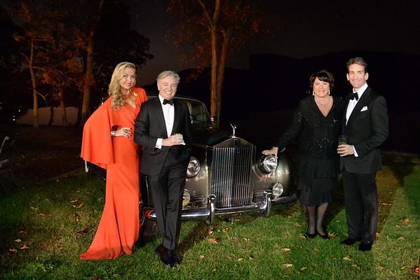 October 25, 2014 -The Tuxedo Park Autumn Ball