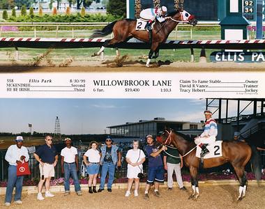 WILLOWBROOK LANE - 8/30/1999