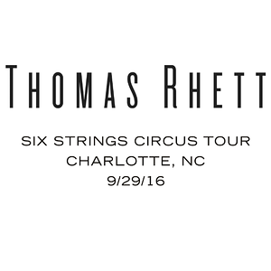 9/29/16 - Charlotte, NC