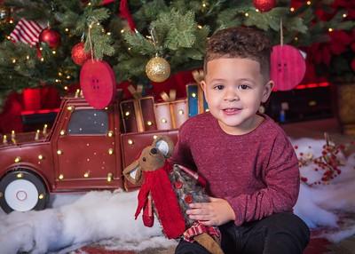 2019 Citi Holiday Family Photos