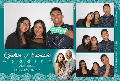 Cynthia & Eduardo's Wedding (Luxury Photo Pod)