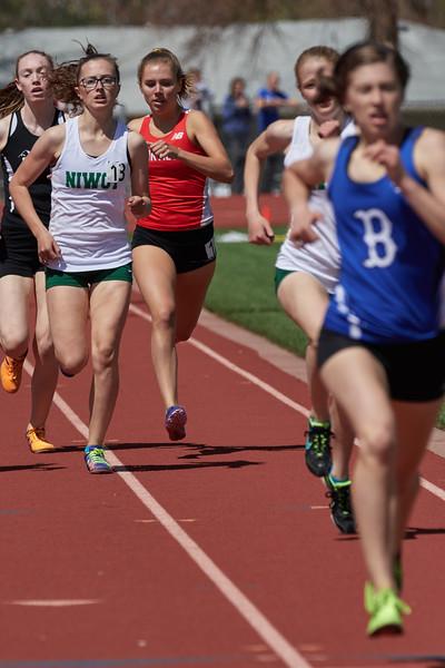 BOCO High School track meet