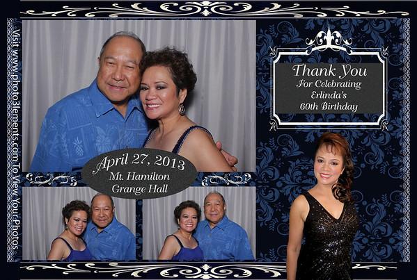 Erlinda's 60th Birthday Party 4-27-13