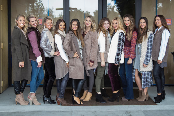 Bella James Fashion Show