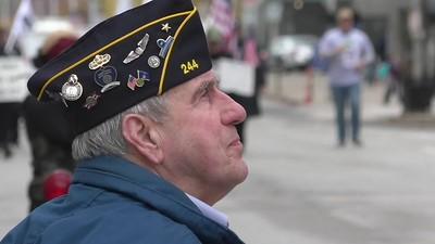 #2145 Veterans Parade, 11/9/18