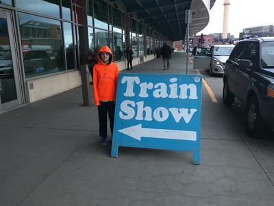2016 Feb - Model Train Show