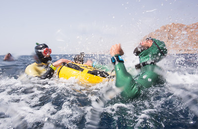 Freediving Competition