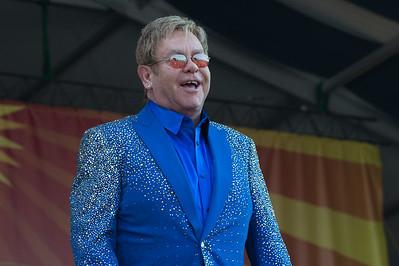 Elton John - Jazz Fest 2015