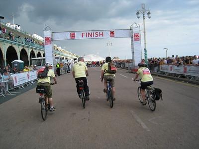 London To Brighton 2008