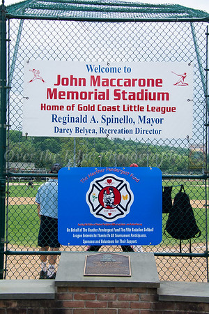5th Battalion Softball Tournament 2015