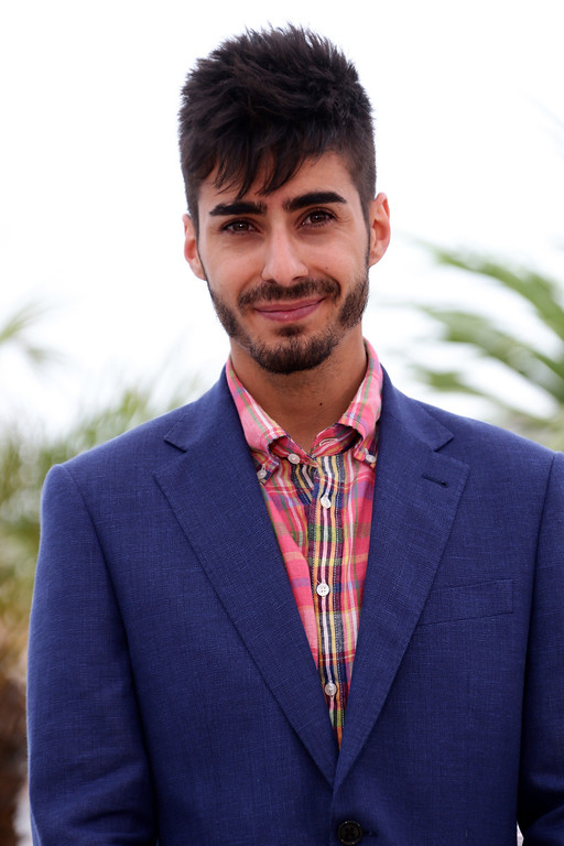 """. Actor Carlos Rodriguez attends the \""""Hermosa Juventud\"""" photocall at the 67th Annual Cannes Film Festival on May 19, 2014 in Cannes, France.  (Photo by Vittorio Zunino Celotto/Getty Images)"""