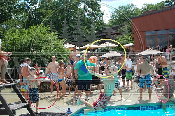 July 17 - Pool Games