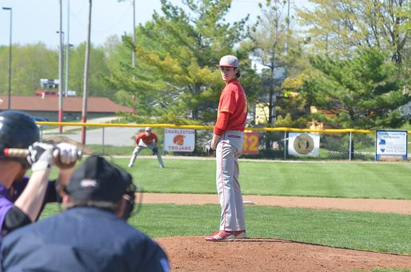 Varsity Baseball vs Taylorville April 28,2015