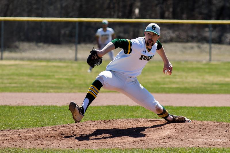 Clarkson Athletics: Men Baseball vs. Bard. Game 1 Clarkson win 8 to 5