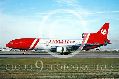 Faucett Peru Airline Lockheed L1011 Airliner Pictures