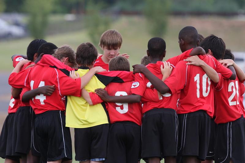 13-Jun-2009 Semifinal vs. Knoxville FC Crush (TN) 2-1