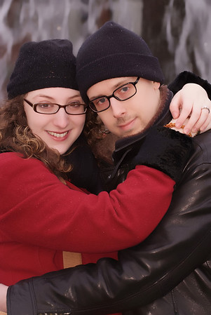 Braden and Susan Engagement