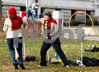 GW Quidditch on the Elipse