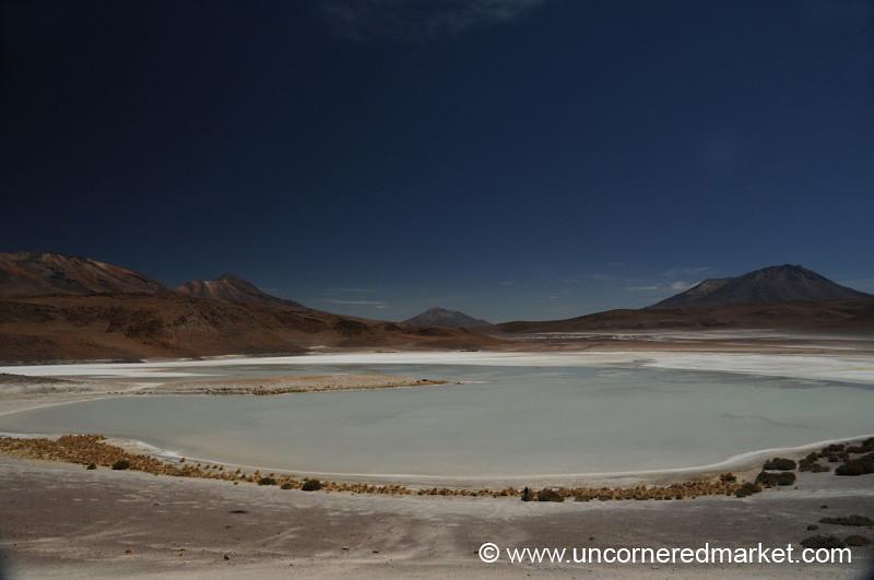 Lake Hedionda - Salar Tour, Bolivia