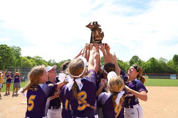 Softball Regional Champions - KCHS 6/8/19
