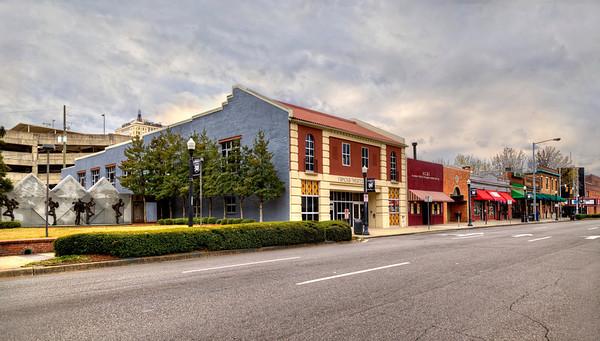 Alabama Civil Rights Landmarks
